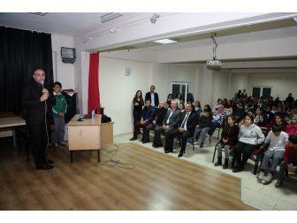 Toroslar Belediyesi'nden Öğrencilere 'Çanakkale Zaferi' Konferansı