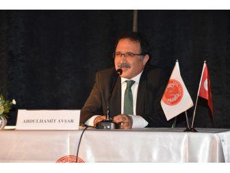 Abdulhamit Avşar, Genç İletişimcilerle Buluştu
