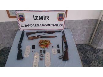 İzmir'de Pkk Operasyonu: 5 Gözaltı