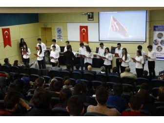 İstiklal Marşının Kabul Edilme Günü Saü'de Kutlandı