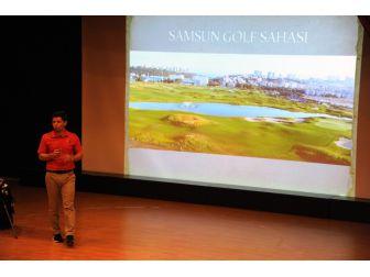 Büyükşehir Öğrencilere Golfü Öğretiyor