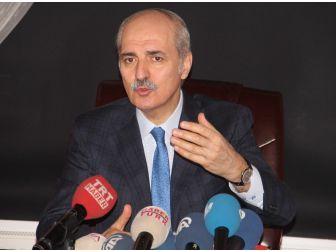 Başbakan Yardımcısı Kurtulmuş Elazığ'da