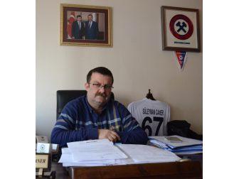 Zonguldak Kömürspor'da Moraller Yerinde