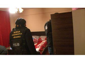 Bursa'da Nefes Kesen Uyuşturucu Operasyonu