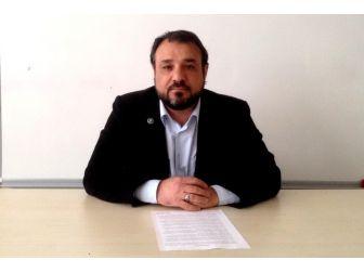 Anadolu Gençlik Derneği Başkanı Beyazkaya'dan Avrupa'ya Eleştiri