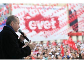 """Cumhurbaşkanı Recep Tayyip Erdoğan: """"Bizde Öyle Bir Başbakan Yok"""""""
