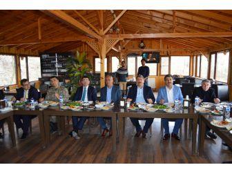Müsiad'ın 'Dost Meclisi Toplantısı' Besni'de Gerçekleştirildi