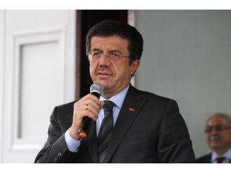 """Bakan Zeybekci: """"16 Nisan İkinci Bir Kurtuluş Savaşıdır"""""""