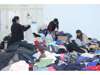 Kdz. Ereğli Belediyesi'nin Yardımları Kesintisiz Sürüyor