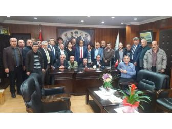 Başkan Demirtaş Belediye İşçilerine Yüzde 15 Zam Yaptı
