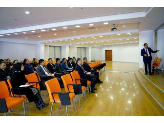 Büyükşehir 2016 Yılında 16 Konuda 2 Bin 50 Personele Eğitim Verdi