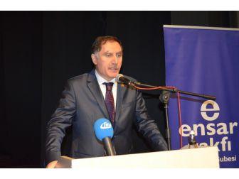"""Kamu Başdenetçisi Şeref Malkoç: """"Avrupa Kendi Değerlerini Yiyip Bitiriyor"""""""