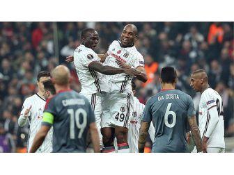 Beşiktaş 14 Sezon Sonra Avrupa'da Çeyrek Finalde
