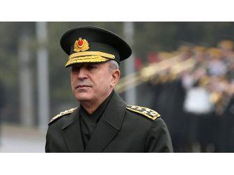 Genelkurmay Başkanı Akar: Bu Millet 15 Temmuz'da Çanakkale Ruhunun Yaşadığını Göstermiştir