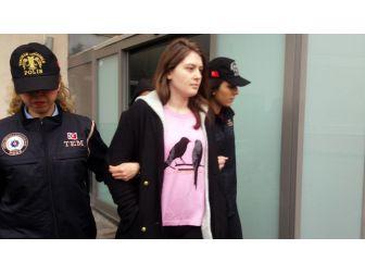 Fetö Tutuklusu Ali Fuat Yılmazer'in Kızı Fatma Yılmazer Sağlık Muayenesinden Geçirildi