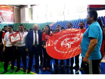 Özel Sporcular Oyunları Muğla'da Başladı