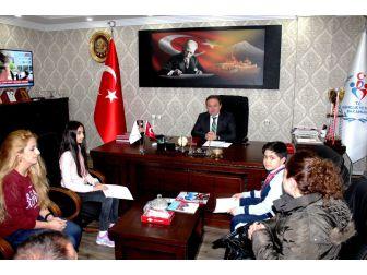 Eksi 40 Derece Soğuk Havada Türkiye Şampiyonu Oldular
