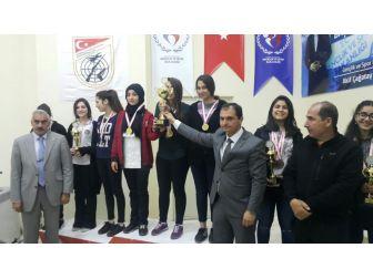Diyarbakır'da Atıcılık Müsabakaları Sona Erdi