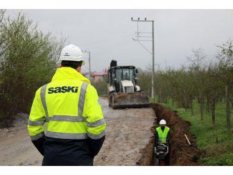 Karapürçek'in Altyapı Projesinde Çalışmalar Başladı