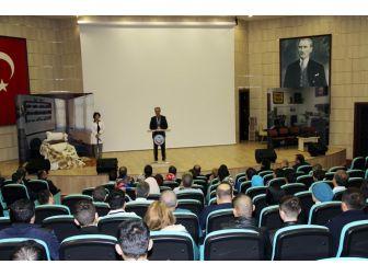 Numune Hastanesi'nde 'Çanakkale Şehitleri' Konulu Tiyatro