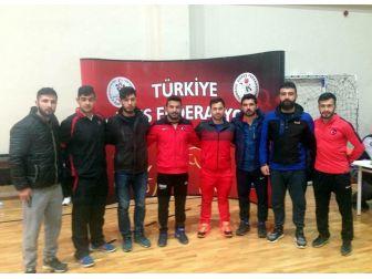 Üzümlü Belediyespor Güreş Takımı 2. Ligde