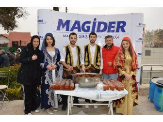 Magider'den Şehitler İçin Hoşaf İkramı