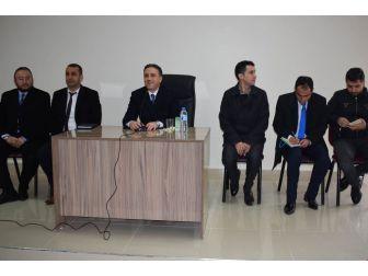 Mutki'de Halk Toplantısı