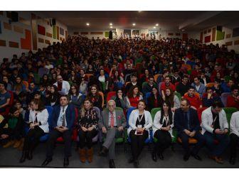Ünlü Aktör Öğrencilere Yeşilçam'ı Anlattı