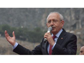 Chp Genel Başkanı Kılıçdaroğlu: Değişiklik Hepimizi İlgilendiriyor