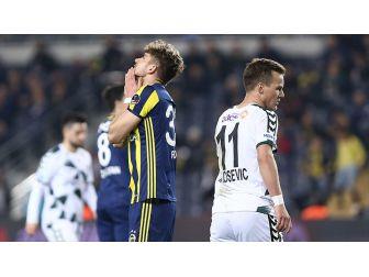 Fenerbahçe 5 Hafta Sonra Kaybetti
