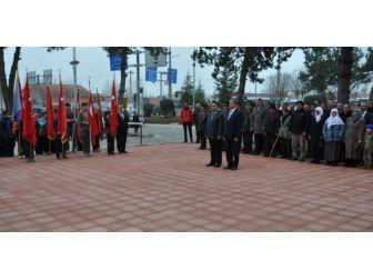 Simav'da Duygulandıran Tören