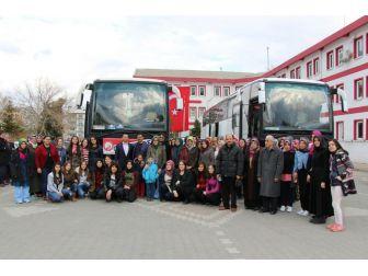 Seydişehir Belediyesi'nden Öğrencilere Çanakkale Gezisi