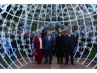 Kültür Parkı Ve Yarenlik Alanı Açıldı