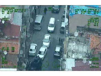 Beyoğlu'nda Film Gibi Uyuşturucu Operasyonu