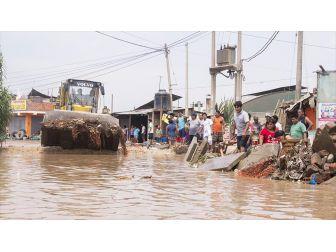 Peru'daki Sellerde Ölenlerin Sayısı 67'ye Yükseldi
