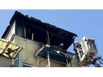 Beyoğlu'nda Yangın: 3 Ölü