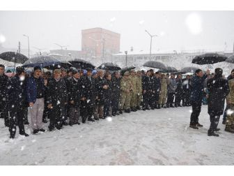 Yüksekova'da 18 Mart Çanakkale Zaferi Kutlandı