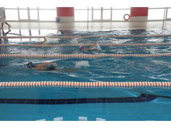 Diyarbakır'da Yüzme Müsabakaları Sona Erdi