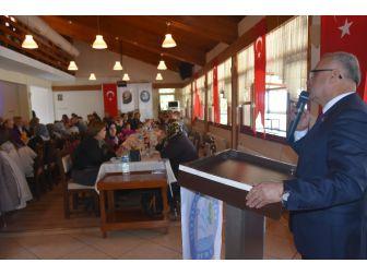 Başkan Kayda Şehit Aileleri Ve Gazileri Ağırladı