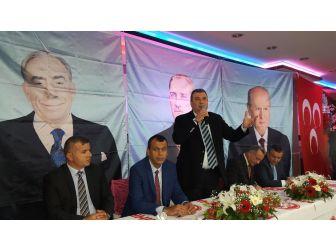 Mhp Adana'da 12. Olağan Kongre Takvimini Merkez İlçe Yüreğir İle Başlattı