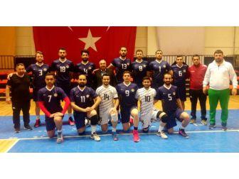 Cizre Belediyesi Voleybol Takımı Türkiye Finaline Yükseldi