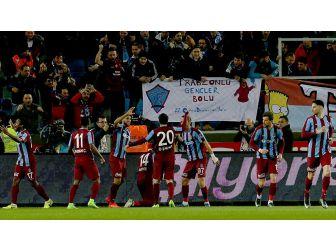 Trabzonspor Medical Park Arena'da Kaybetmiyor