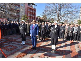 Çanakkale Zaferi Nazilli'de Törenle Kutlandı