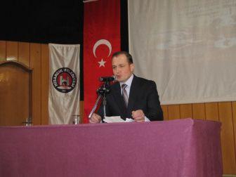 Hisarcık'ta 'Şehitlik Kavramı' Konulu Program