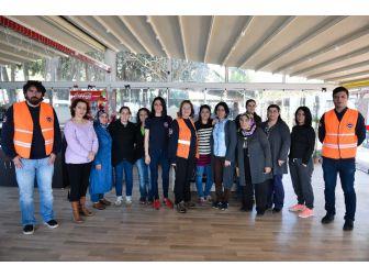 Muratpaşa Belediyesi'nden Özel Annelere İlk Yardım Kursu