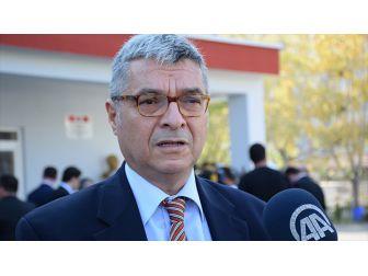 'Fetö Arnavutluk Milli Güvenliği İçin De Büyük Tehlike'