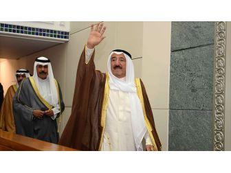 Kuveyt Emiri El Sabah Türkiye'ye Geliyor