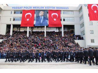 Yozgat Pomem'de Bin 100 Öğrenci Mezun Oldu