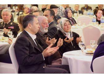 Gaziantep Valisi Ali Yerlikaya, Şehit Aileleriyle Bir Araya Geldi