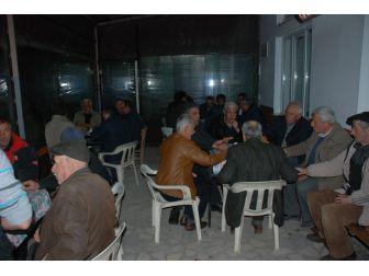 Ağaçköy Halkı Şehitler İçin İmece Yaptı